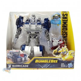 Transformers Movie Energon Igniters Nitro Series Barricade