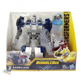 Transformers Movie Energon Igniters Nitro Series Barricade