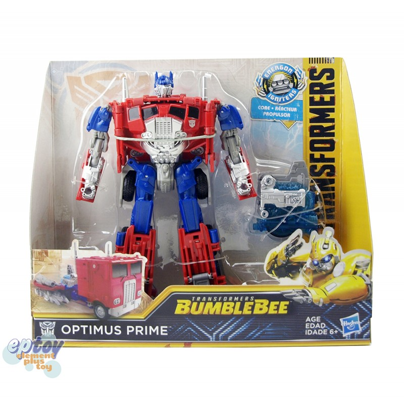 Transformers Movie Energon Igniters Nitro Series Optimus Prime