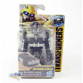 Transformers Movie Energon Igniters Speed Series Barricade