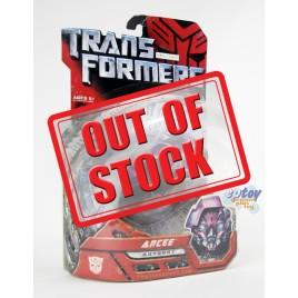 Transformers Movie 2007 Deluxe Class Autobot Arcee