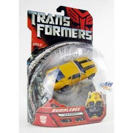 Transformers Movie 2007 Deluxe Class Camaro Bumblebee