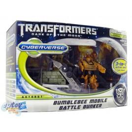Transformers Movie 3 Bumblebee Mobile Battle Bunker