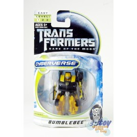 Transformers Movie 3 Legion Class Bumblebee New Paint