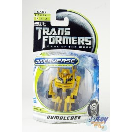 Transformers Movie 3 Legion Class Bumblebee Battle Paint