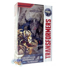 Transformers Movie 5 The Last Knight Deluxe Class Berserker Premier Edition