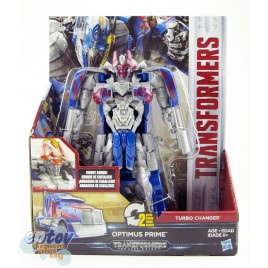 Transformers Movie 5 The Last Knight Turbo Changers Knight Armor Optimus Prime
