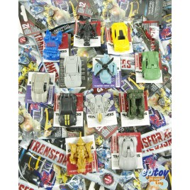 Transformers Movie 5 Tiny Turbo Changers Series 1 Action Figures Set