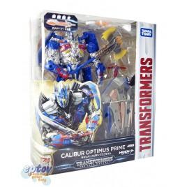 Takara Tomy Transformers Movie 5 The Last Knight TLK-15 Calibur Optimus Prime