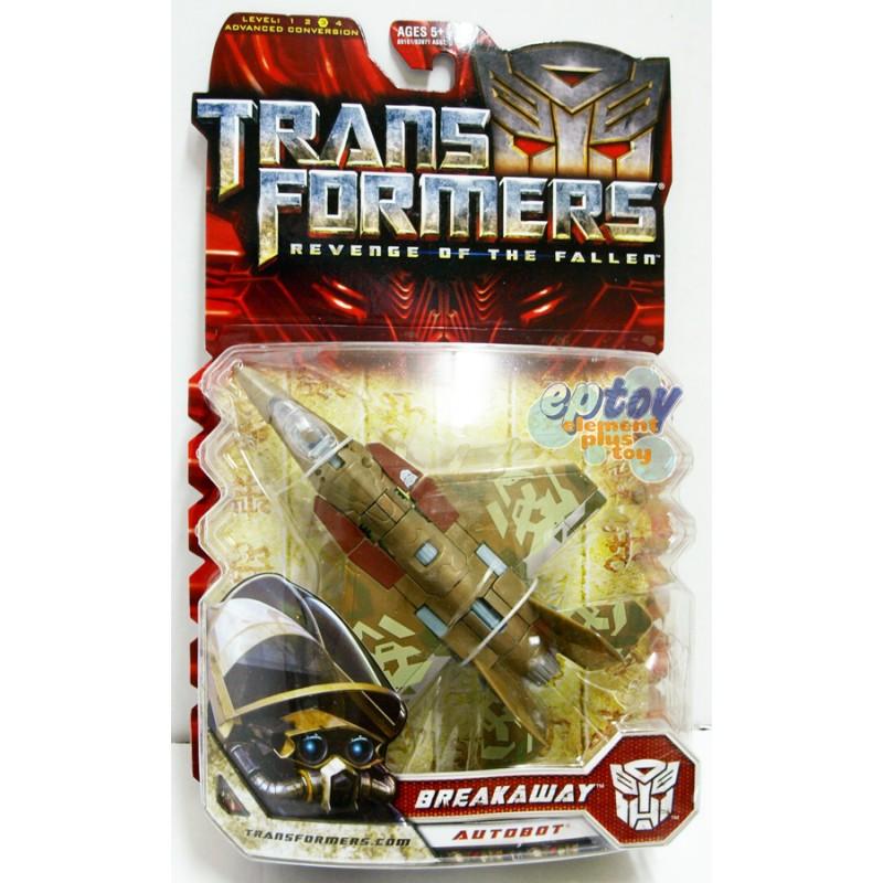Transformers Movie 2 Deluxe Class Breakaway