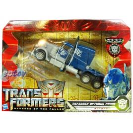 Transformers Movie 2 Voyager Class NEST Defender Optimus Prime