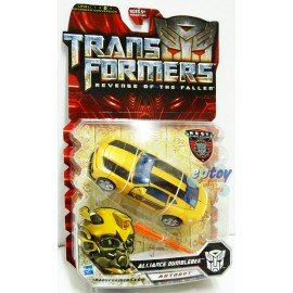 Transformers Movie 2 Deluxe Class NEST Alliance Bumblebee