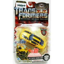 Transformers Movie 2 Deluxe Class RA-27 NEST Alliance Bumblebee