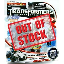 Transformers Movie 3 Human Alliance Major Altitude & Half-Track