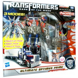 Transformers Movie 3 DA-32 Ultimate Optimus Prime