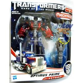Transformers Movie 3 Voyager Class Optimus Prime
