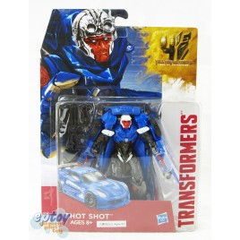 Transformers Movie 4 Deluxe Class Hot Shot