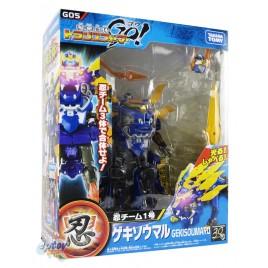 Transformers Go G-05 Shinobi Team 01 Gekisoumaru