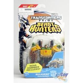 Transformers Prime Beast Hunters Commander Class Bulkhead Heavy Munitions