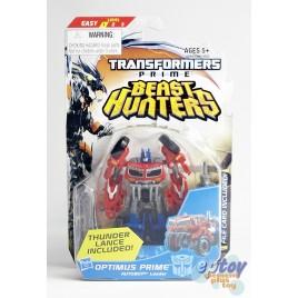Transformers Prime Beast Hunters Commander Class Optimus Prime