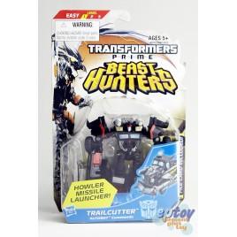 Transformers Prime Beast Hunters Commander Class Trailcutter Autobot Commando