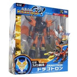 Transformers Go G-12 Predacon Dragotron