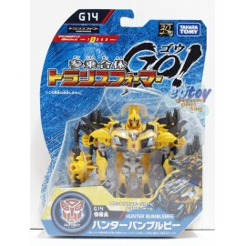 Transformers Go G-14 Hunter Bumblebee