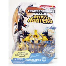 Transformers Prime Beast Hunters Deluxe Class Bumblebee