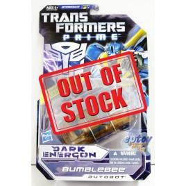 Transformers Prime Dark Energon Deluxe Class Bumblebee
