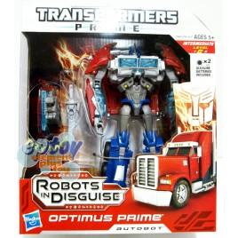 Transformers Prime Voyager Class Optimus Prime