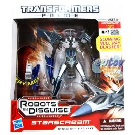 Transformers Prime Voyager Class Starscream
