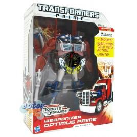 Transformers Prime Weaponizers Optimus Prime