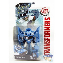 Transformers RID Robots in Disguise Warriors Class Steeljaw