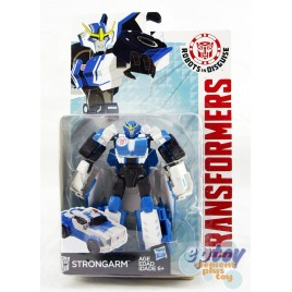 Transformers Robots in Disguise Warriors Class Strongarm