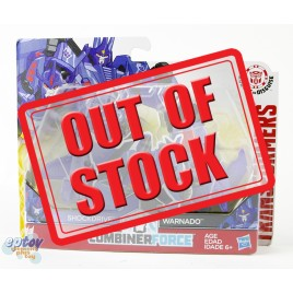 Transformers RID Combiner Force Crash Combiners Shocknado Shockdrive & Warnado