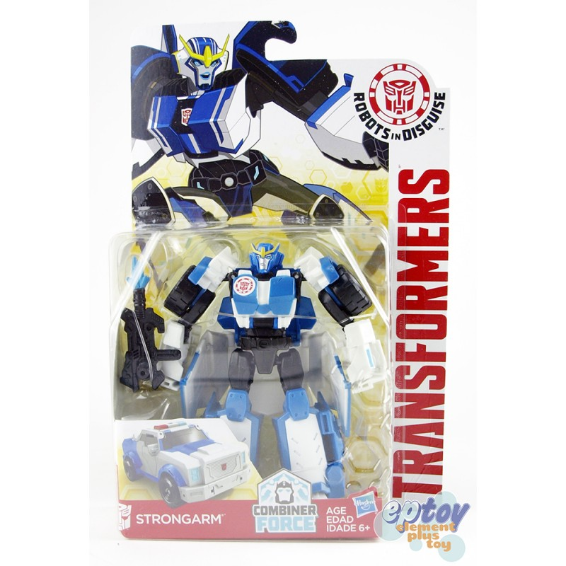 Transformers RID Combiner Force Warriors Class Strongarm