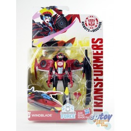 Transformers RID Combiner Force Warriors Class Windblade