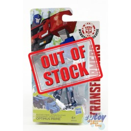 Transformers RID Robots in Disguise Legion Class Bizzard Strike Optimus Prime