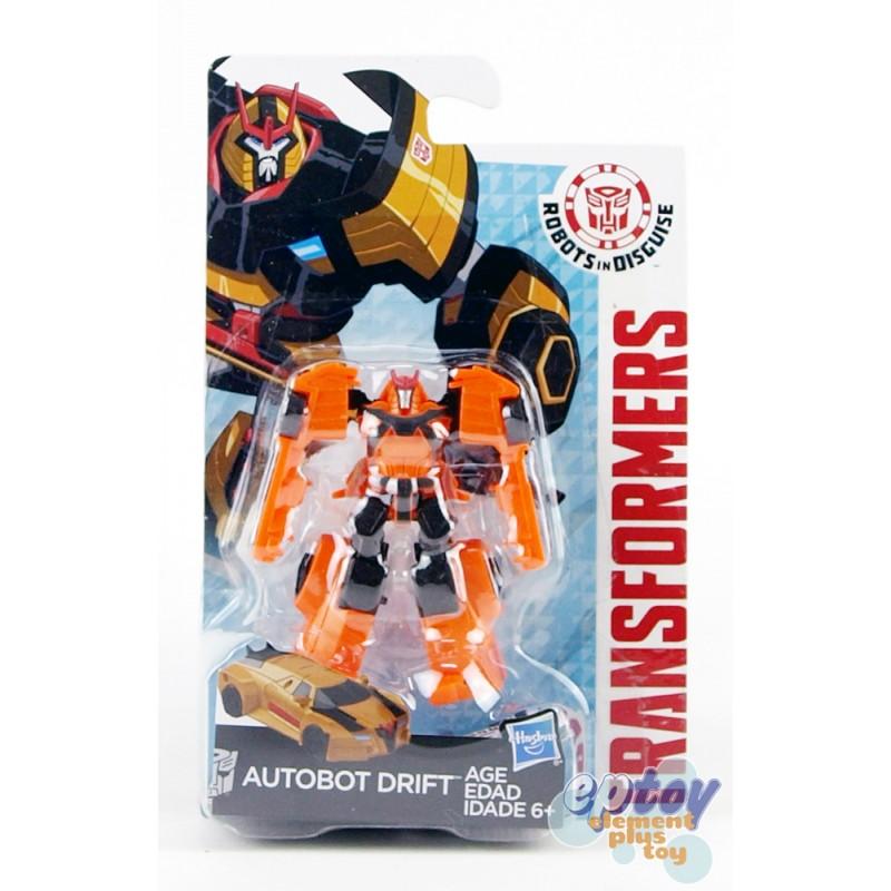 Transformers RID Robots in Disguise Legion Class Autobot Drift