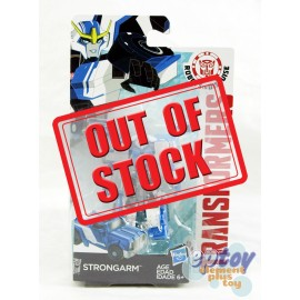 Transformers RID Robots in Disguise Legion Class Strongarm