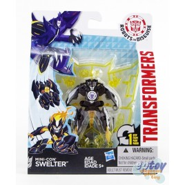 Transformers RID Robots in Disguise Mini-Con Swelter