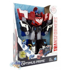 Transformers RID Robots in Disguise Mega Optimus Prime