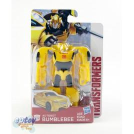 Transformers Authentics Bravo Autobot Bumblebee
