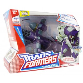 Transformers Animated Voyager Class Decepticon Lugnut