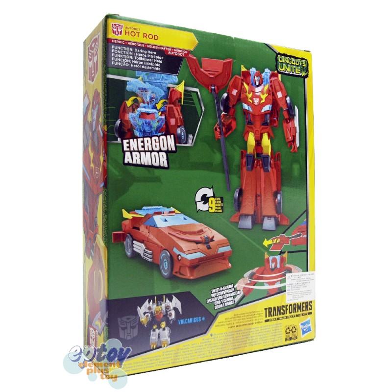 Transformers Bumblebee Cyberverse Adventures Ultimate Class Autobot Hot Rod