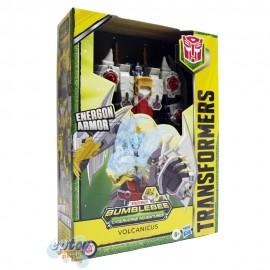 Transformers Bumblebee Cyberverse Adventures Ultimate Class Volcanicus
