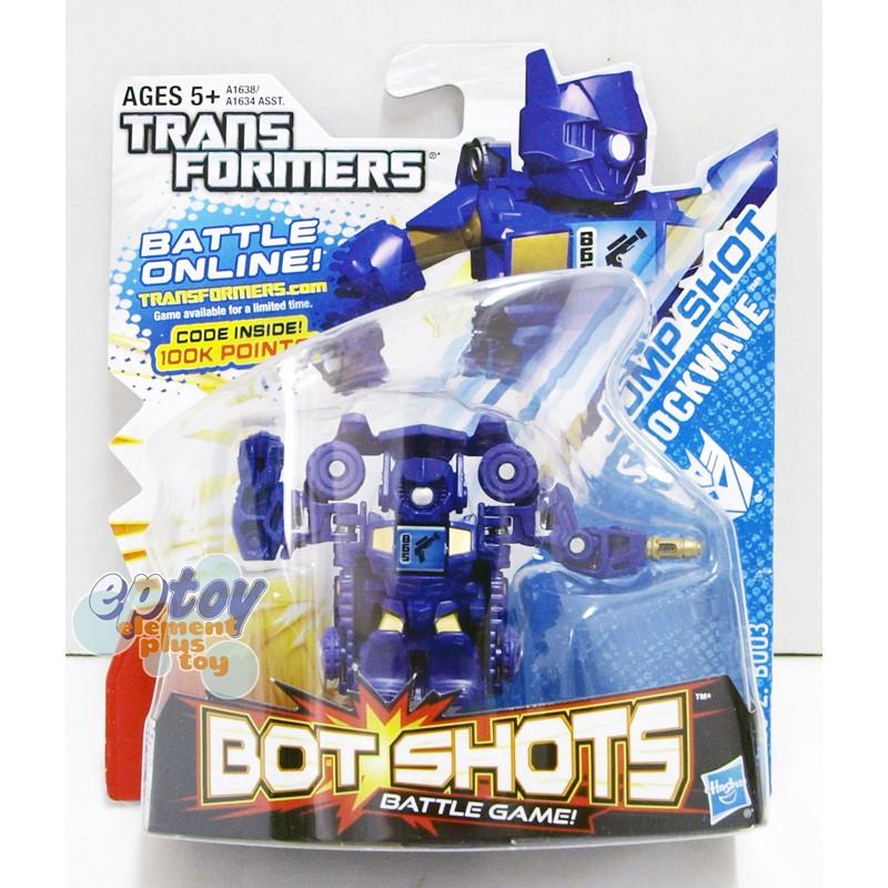 eptoy-Transformers Bot Shots Battle Game Series 2: B003 Jump