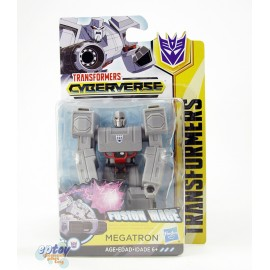 Transformers Cyberverse Scout Class Fusion Mage Megatron