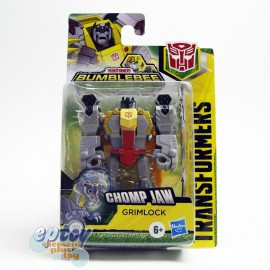 Transformers Bumblebee Cyberverse Adventures Scout Class Chomp Jaw Grimlock
