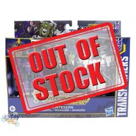 Transformers Cyberverse Cybertronian Villains Quintesson Judge Shockwave Prowl